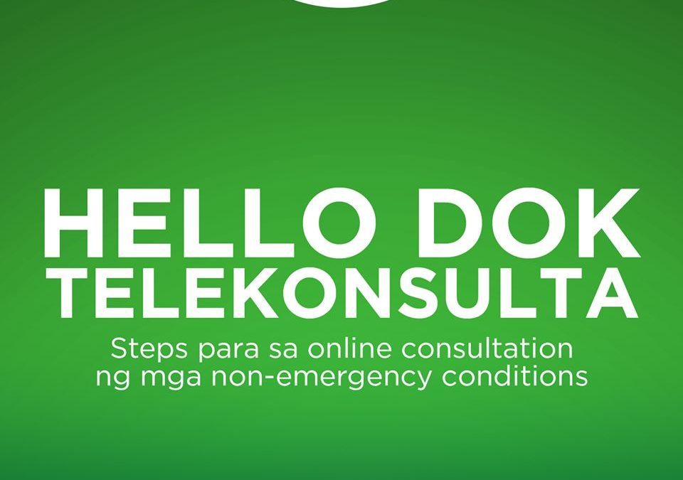 Hello Dok: Telekonsulta