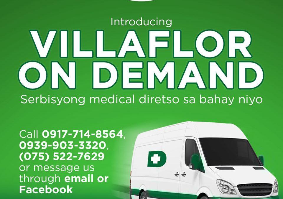 Villaflor On Demand