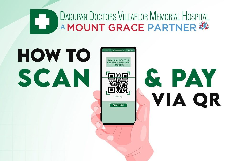 How to Scan & Pay via QR Code