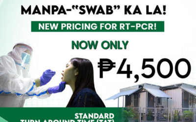 NEW PRICING FOR RT-PCR