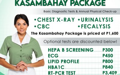 KASAMBAHAY PACKAGE